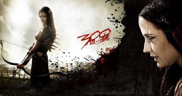 Sau hơn 1 tuần công chiếu, bộ phim sử thi 300: Rise of an Empire của đạo  diễn Noam Murro đã vươn lên vị trí đầu tiên của BHX.