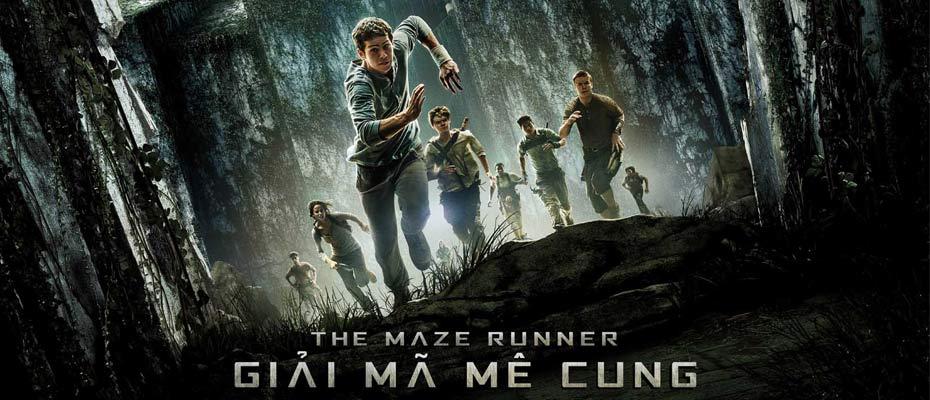 Kết quả hình ảnh cho giải mã mê cung,the maze runner