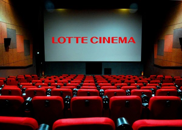 Hệ thống rạp Lotte Cinema được phủ sóng trên toàn quốc và có giá mềm hơn so với các rạp khác.