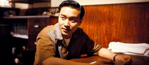 Giải Kim Tượng năm 1991 cho nam diễn viên chính xuất sắc nhất: Trương Quốc  Vinh