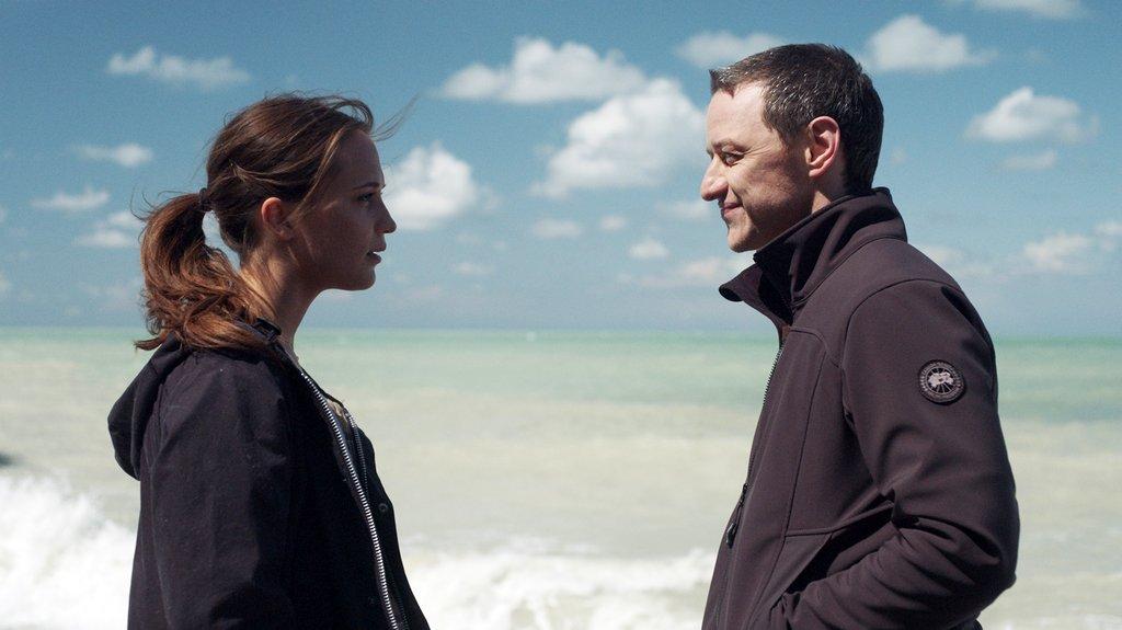 [Phim Âu Mỹ] Giữa Những Đại Dương,Submergence 2018