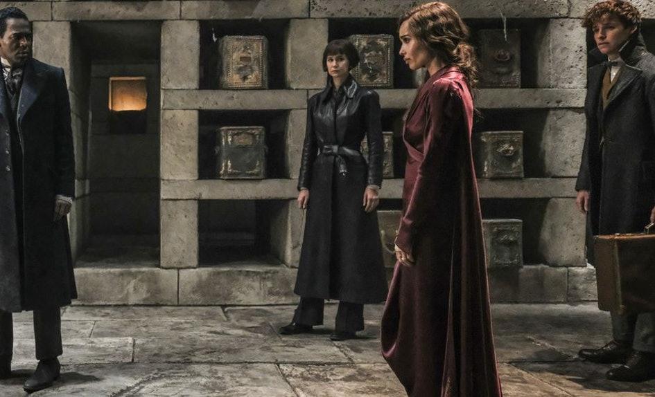 Loạt chi tiết vô lý của Fantastic Beasts 2 khiến fan thất vọng ...